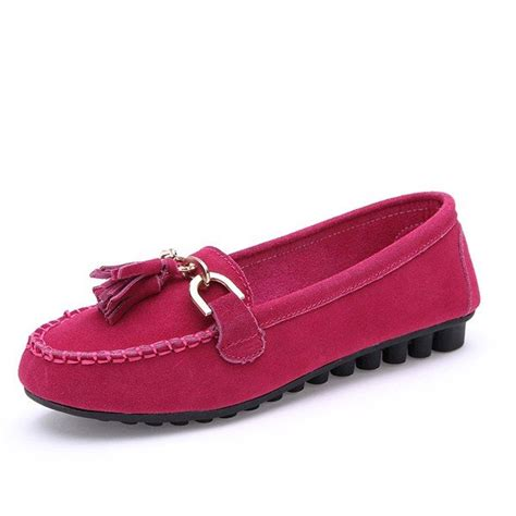 Metal Buckle Loafers sale casual metal buckle loafers flat shoes