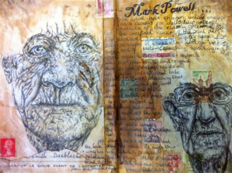 page layout artist definition contextual studies ib sketchbook pinterest