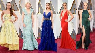oscar roter teppich oscars 2016 the best of the carpet