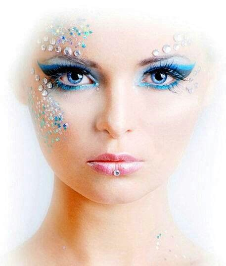 Stabilo Lipstik Bling Bling Murah rhinestone makeup shoot ideas rhinestones makeup and rhinestone makeup