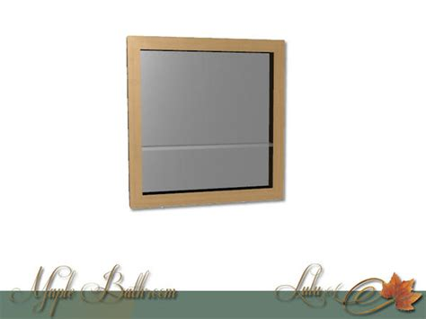 maple bathroom mirror lulu265 s maple bathroom mirror