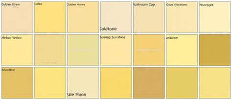 hawthorne yellow bm paint are but a few of the yellow gold hues available through benjamin
