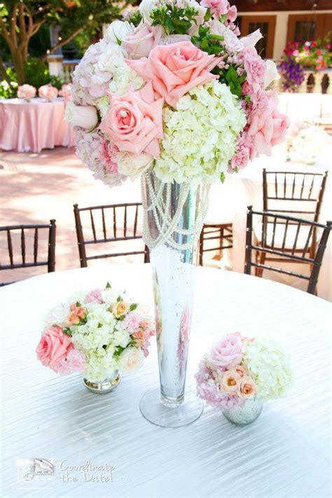 Vase Arrangements Wedding by 25 Best Ideas About Trumpet Vase Centerpiece On