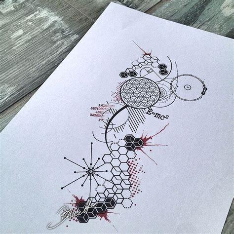 geometric tattoo znaczenie best 25 trash polka art ideas on pinterest trash polka