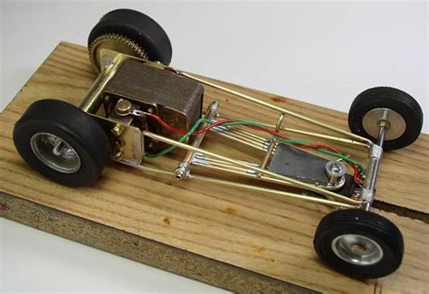 make model cars how to build a scale powered woody model car racing