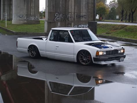 nissan hardbody drift the neville incarnate drift truck nissan 720 trucks