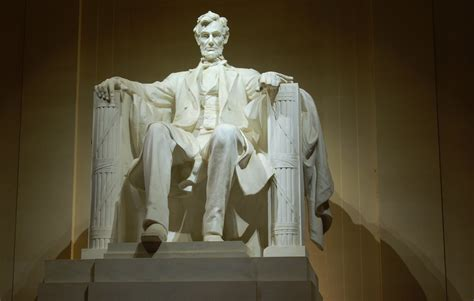 Presidents Day At The Lincoln Memorial by The Thrifty Traveler Just Another Site
