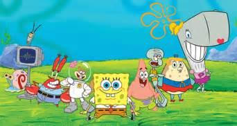 spongebob at list of spongebob squarepants characters