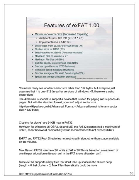 exfat format pros and cons microsoft windows vista exfat free programs utilities