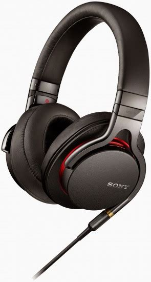 Headset Sony Mdr 1a sony mdr 1a a premium hi res headphones for 300 headphone zone