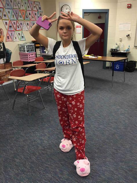 getting the slipper at school lancer spirit photo gallery spirit week day one