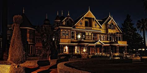 the winchester mystery house the winchester mystery house could host sleepovers