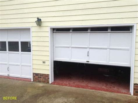 Garage Door Guru Garage Door Gallery Before And After Garage