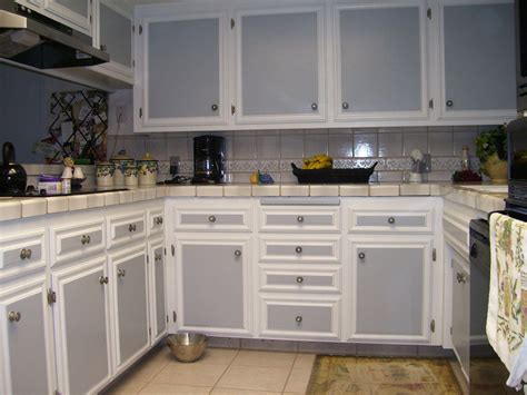Repainted Kitchen Cabinets dark grey kitchen cabinets with light grey walls smith