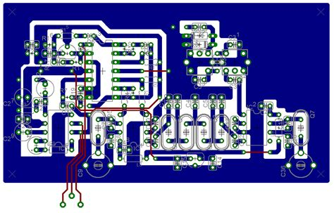 pcb design jobs home single band hf ssb cw rx no3 pcb layout