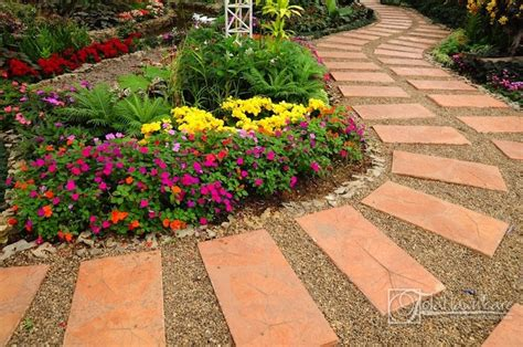 garden walkway ideas garden path walkway ideas recycled things