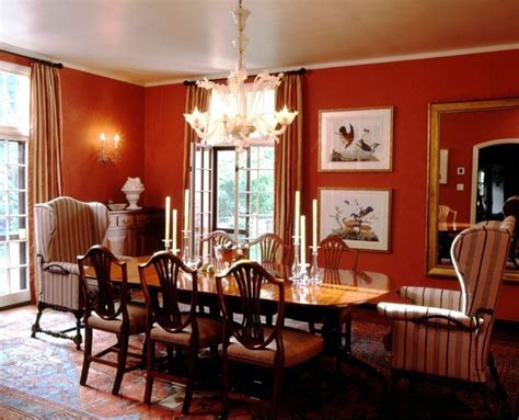 Colonial Dining Room by Spanish Colonial Dining Room Westchester County Ny