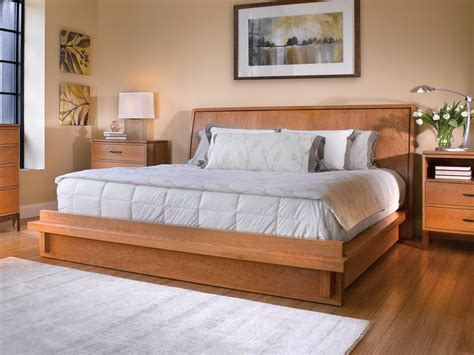Bedroom Furniture With Price Stickley Bedroom Tribeca Platform Bed 7626 Q Toms Price Furniture Chicago Suburbs