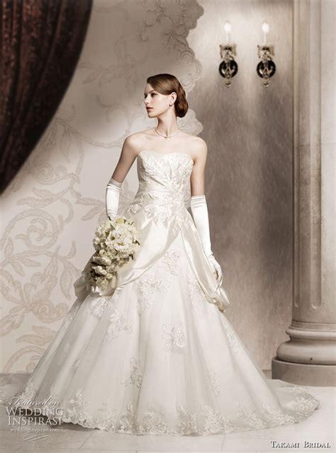 Beautiful Royal Wedding Outfits By Takami Bridal 2015