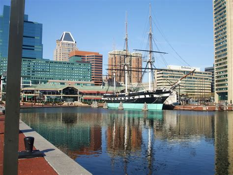 inner harbour baltimore baltimore city s past present and future july 2013