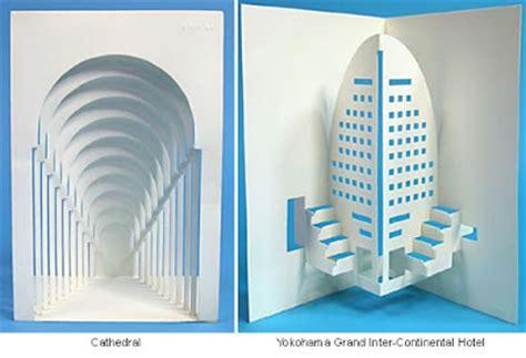 Architectural Origami Templates - architecture corner stunning origami architecture
