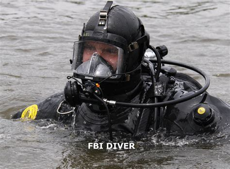 Fbi Search Fbi Underwater Search Evidence Response Team Fbi Retired