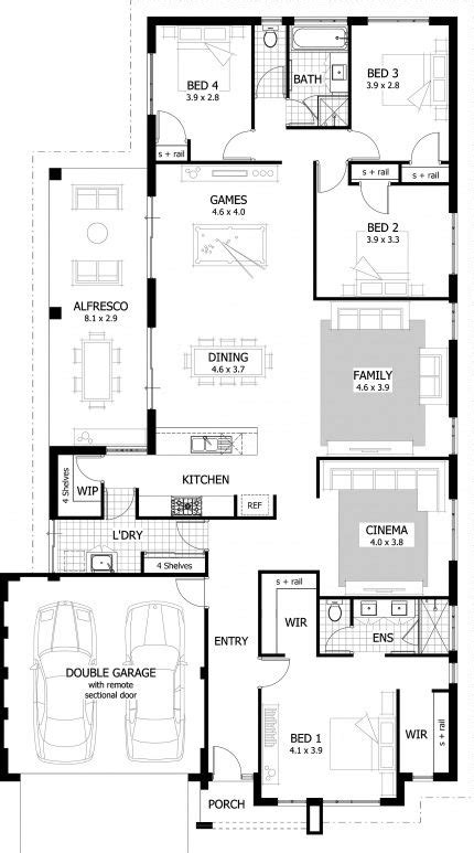 open living house plans 34 best display floorplans images on