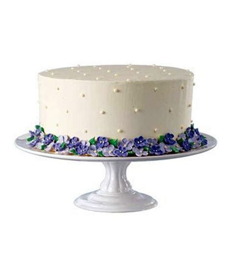 Ceramic Pedestal Cake Stand wilton ceramic cake stand pedestal stand buy at