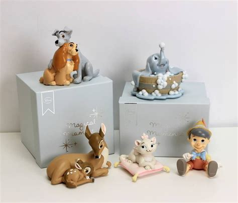 Home Decorations Collections by Disney Collectable Gift Magical Moments Bambi And Mother