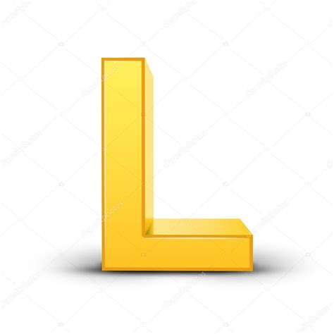 a l in the letter l yellow pixshark com images galleries with