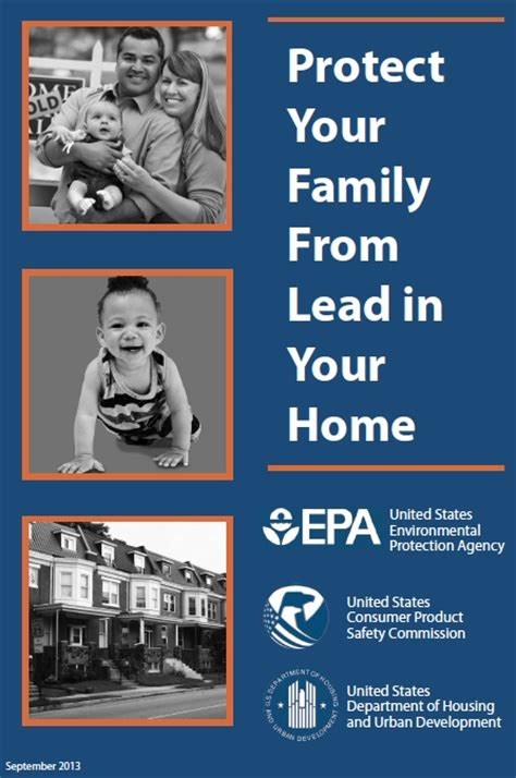free lead based paint prevention pamphlet epa