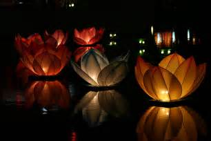 How To Make A Paper Floating Lantern - japanese floating lanterns picture image by tag