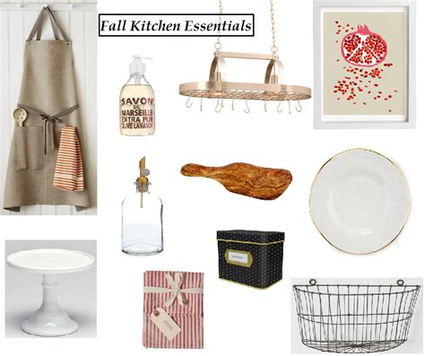 kitchen essentials fall kitchen essentials nomad luxuries
