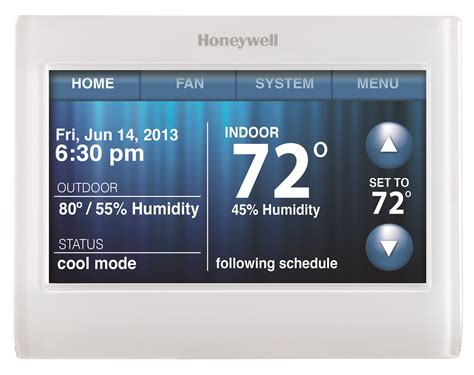 honeywell wi fi 9000 thermostat wiring diagram get free