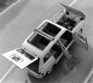 Home Interior Mirror Renault 4 History