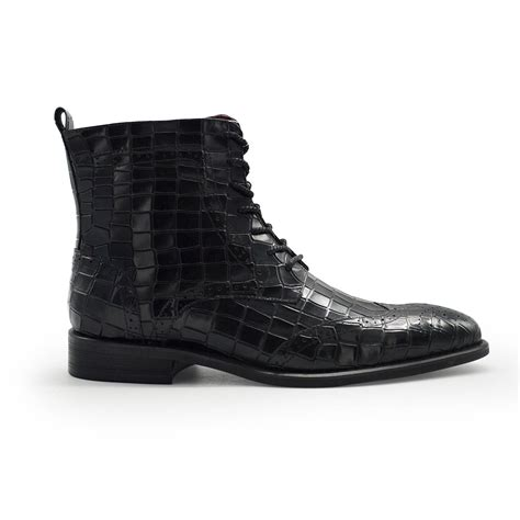 business boots c wholesale high end leather business men s pointer boots