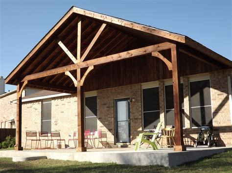 28 best images about open gable patio ideas on