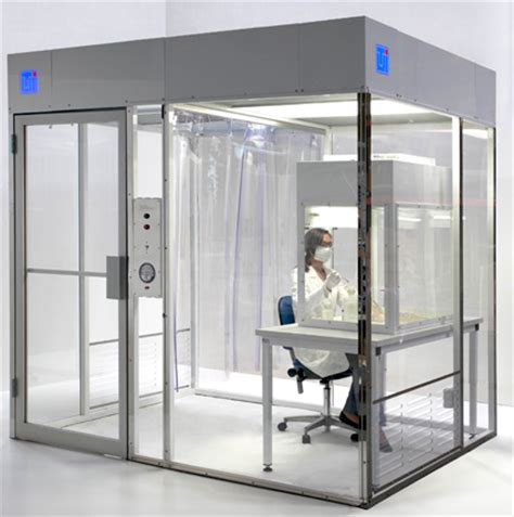 clean room design compounding clean room