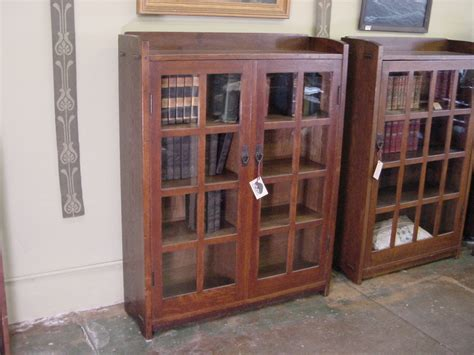 craftsman bookcase craftsman bookcases with doors styles yvotube