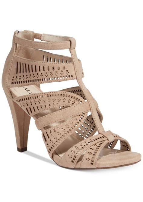 dress shoe macy s alfani alfani s chloey cutout dress sandals only at macy s s shoes shoes