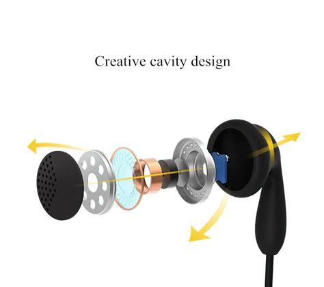 Remax Cable Rm 301 Black original remax rm 301 colorful dynamic driver hifi earphone headphone sale banggood