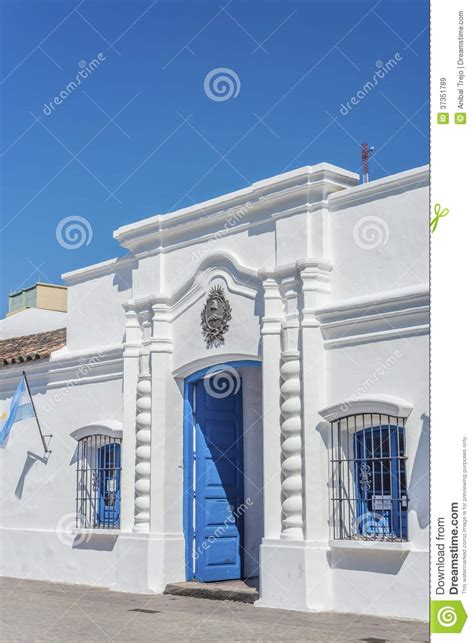 independence house independence house in tucuman argentina royalty free stock images image 37351789