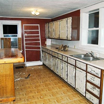 redoing old kitchen cabinets bright farmhouse kitchen redo before inspiring home