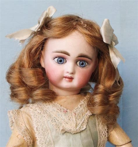 antique bisque german doll antique german bisque doll by gebruder kuhnlenz for