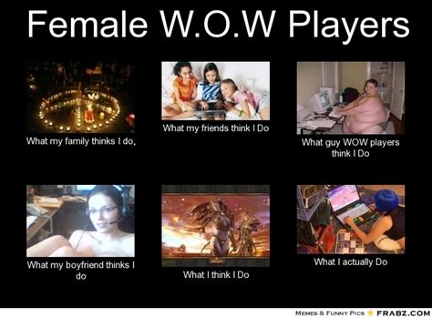 Warcraft Memes - funny world of warcraft memes