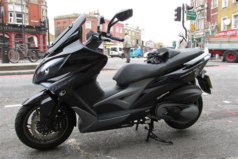 ride kymco xciting  review visordown