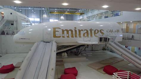 emirates help center fly by emirates flight crew training center in dubai