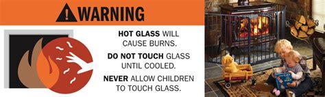Fireplace Safety Safety Notice Lopi Stoves