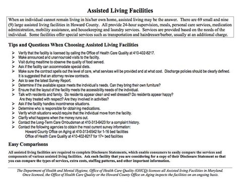 assisted living directory assisted living caregiving senior news