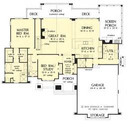Ranch Floor Plans With Walkout Basement by Walkout Basement Archives Houseplansblog Dongardner